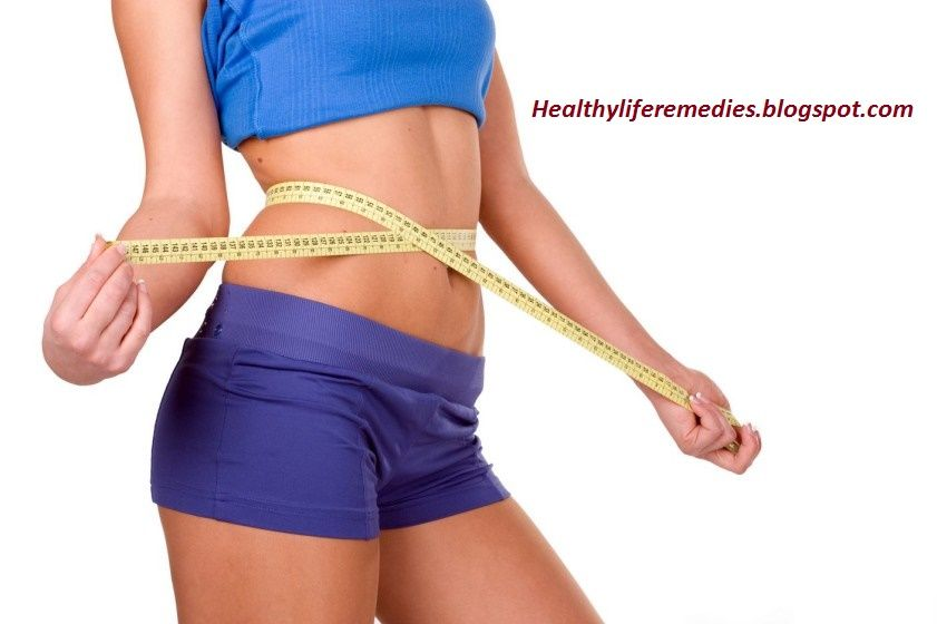weight loss ideas at home