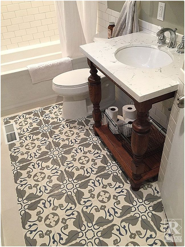 I recently found out about a great source of tile called Rustico Tile & Stone . They are a sma...
