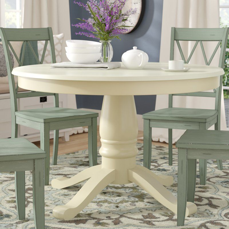 Three Posts Ellisville Dining Table Reviews Wayfair With