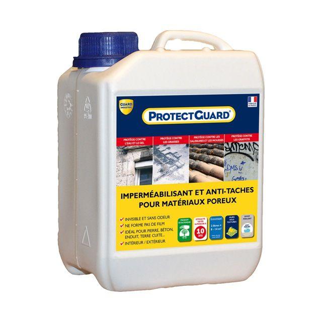 Impermeabilisant Sols Murs Protectguard 2 L Castorama Sol Exterieur Sol Anti Tache