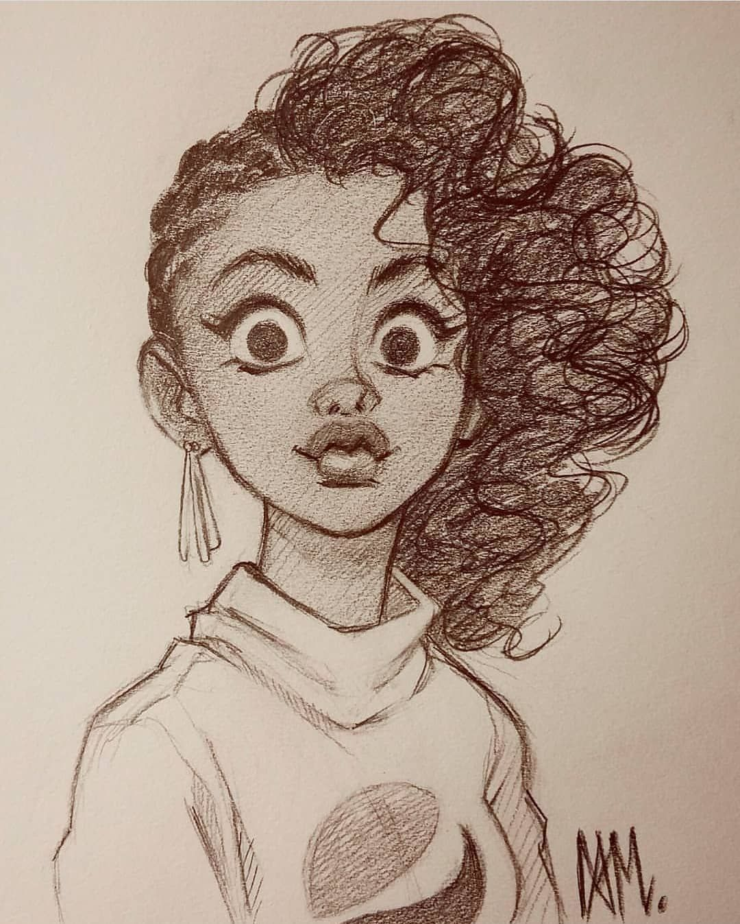 Mable (Maggie Third Child)   Draw in 2019   Drawings ...