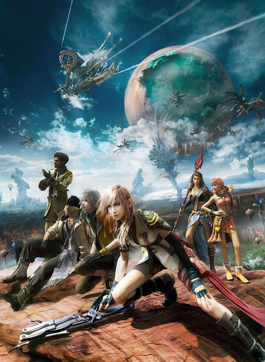 Final Fantasy Xiii Final Fantasy Wallpaper Hd Final Fantasy Xv Final Fantasy Art
