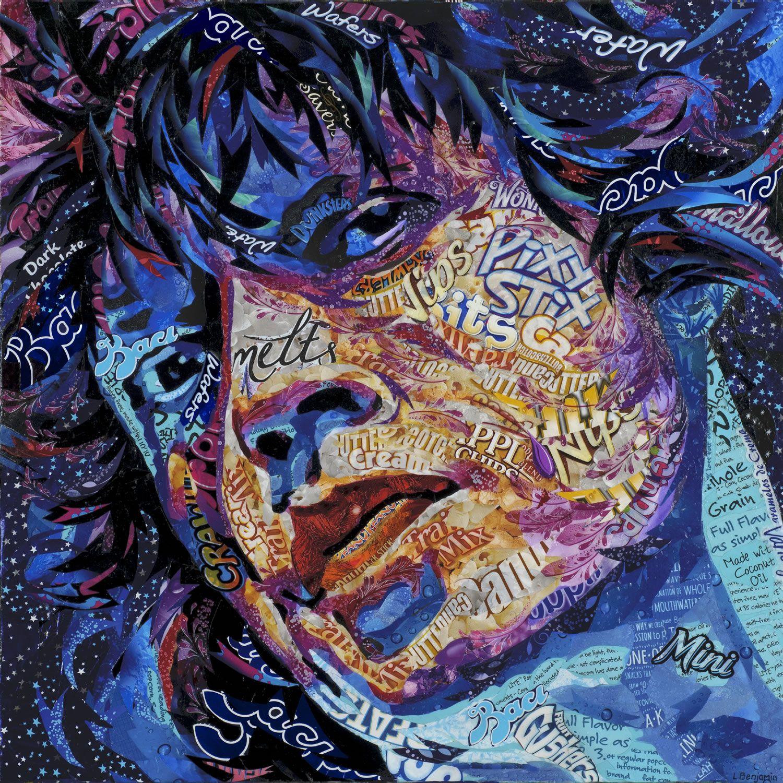 Judy by Laura Benjamin in 2020   Art, Art lessons, Art