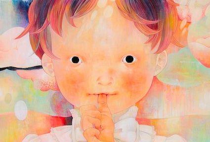 Nagano, Japan Artist Hikari Shimoda
