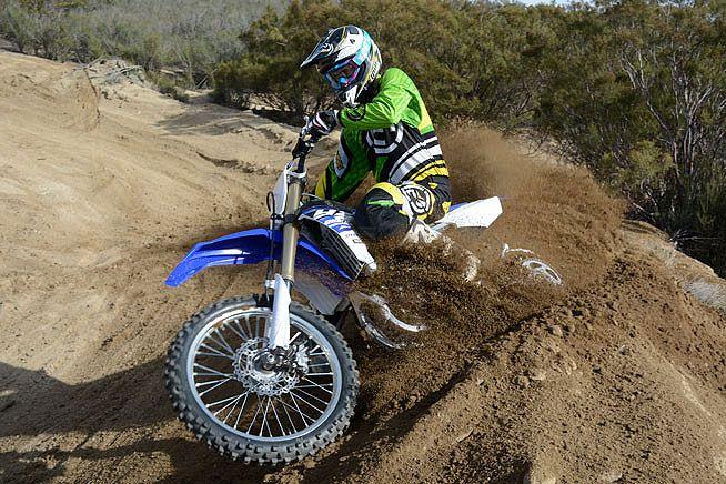 First Ride 2015 Yamaha Yz250fx Yamaha Yz250fx Dirtbikes