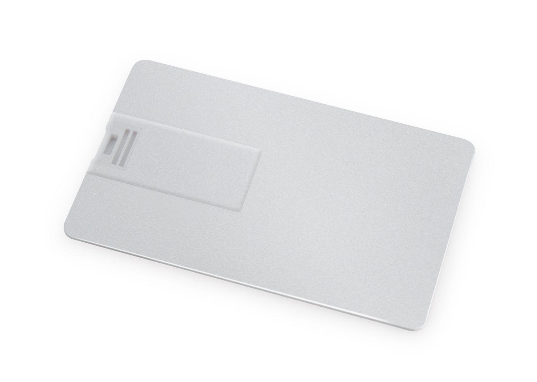 USB Tipo Tarjeta Memoria de 2 GB Compranet Promocionales - Compranet Comercio Electronico S.A.S