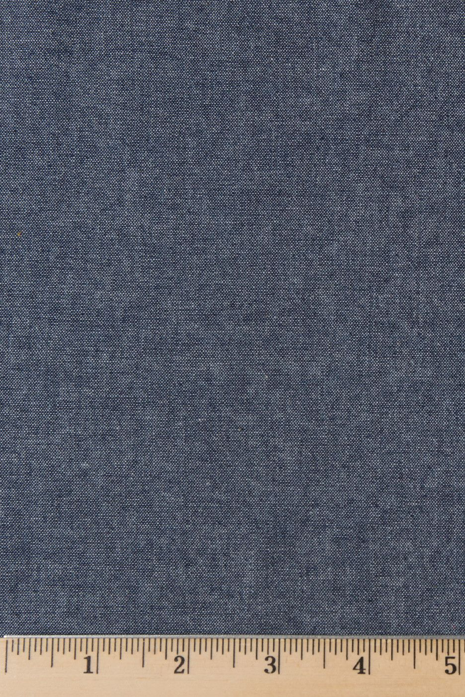 Tissus Chambray Les Tours a pure cotton, midweight chambray fabric perfect for