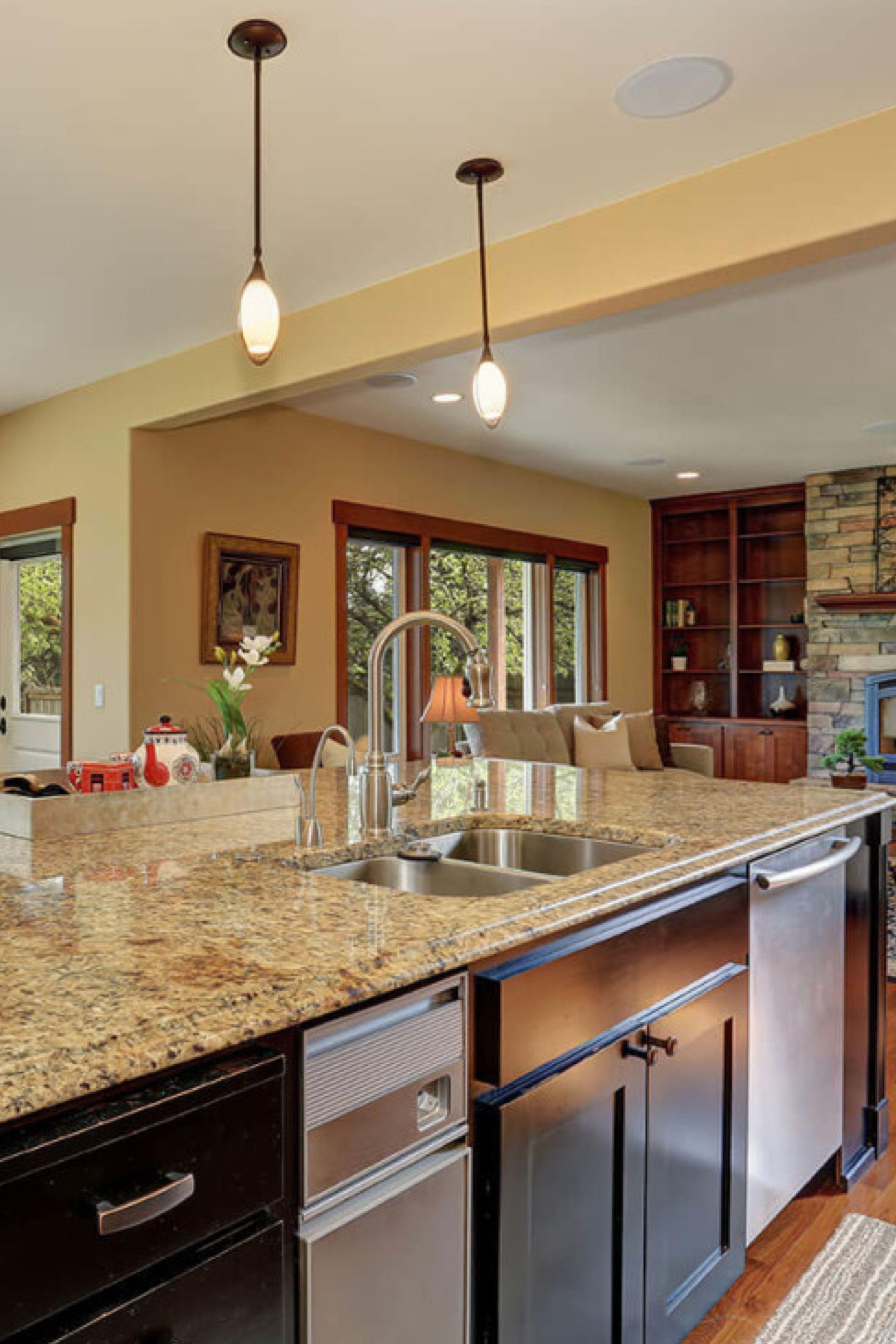 New Gold Granite Countertops, Cost, Reviews in