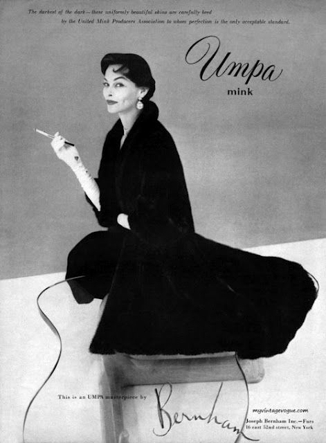 Vintage Fashion Adverts