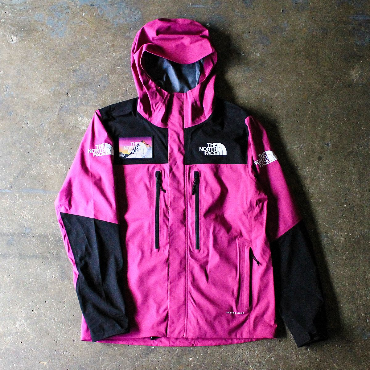 The North Face Himalayan Futurelight Jacket Wild Aster Purple Seven Summits [ 1200 x 1200 Pixel ]