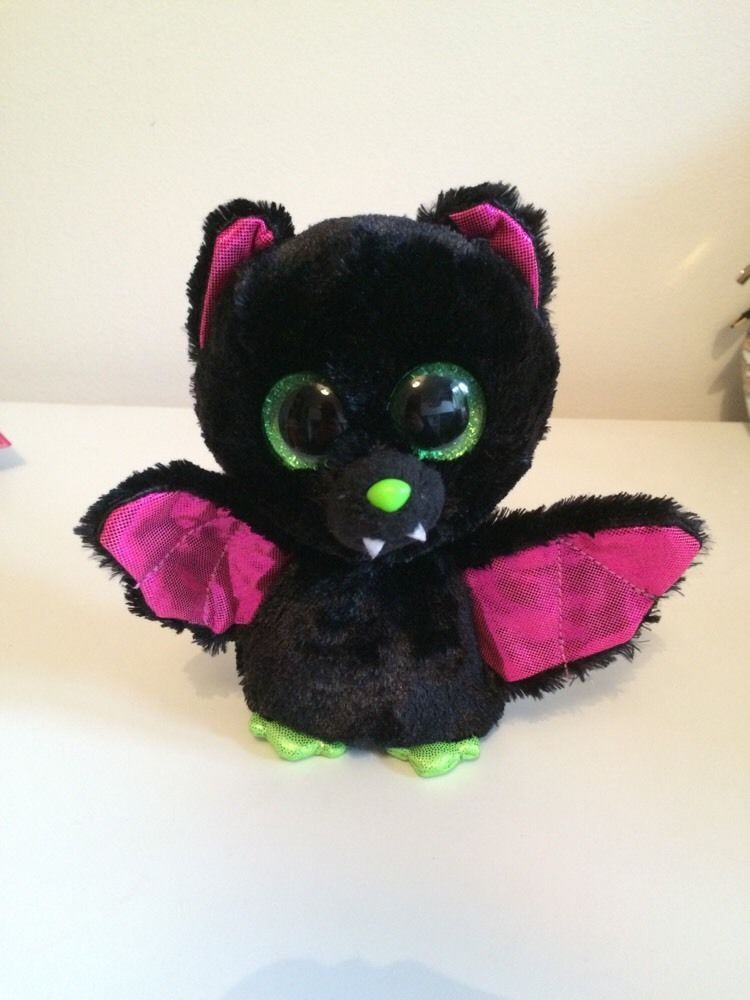 42c7ec49166 ODDITY Ty Beanie Boo IGOR The BAT Plush Soft toy RARE READ