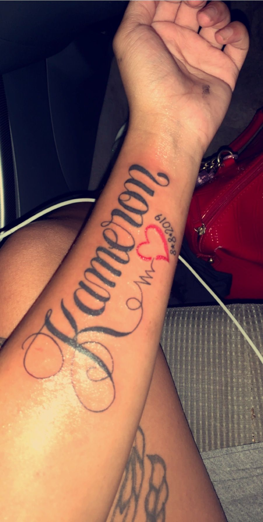 Baby Name Tattoo Baby Name Tattoos Name Tattoos On Arm Name Tattoos For Moms