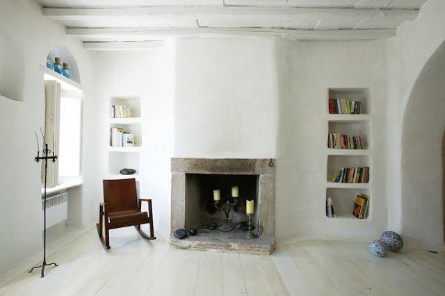 Interior Design Rustic Greek Greek Villa Interiors 2chome