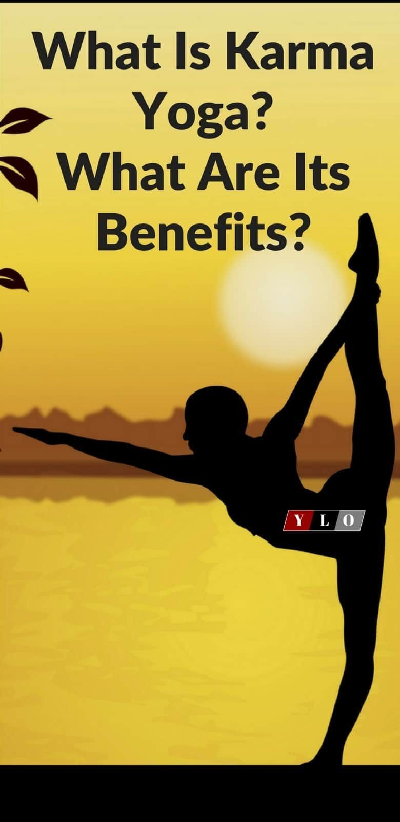 what is a karma yogi