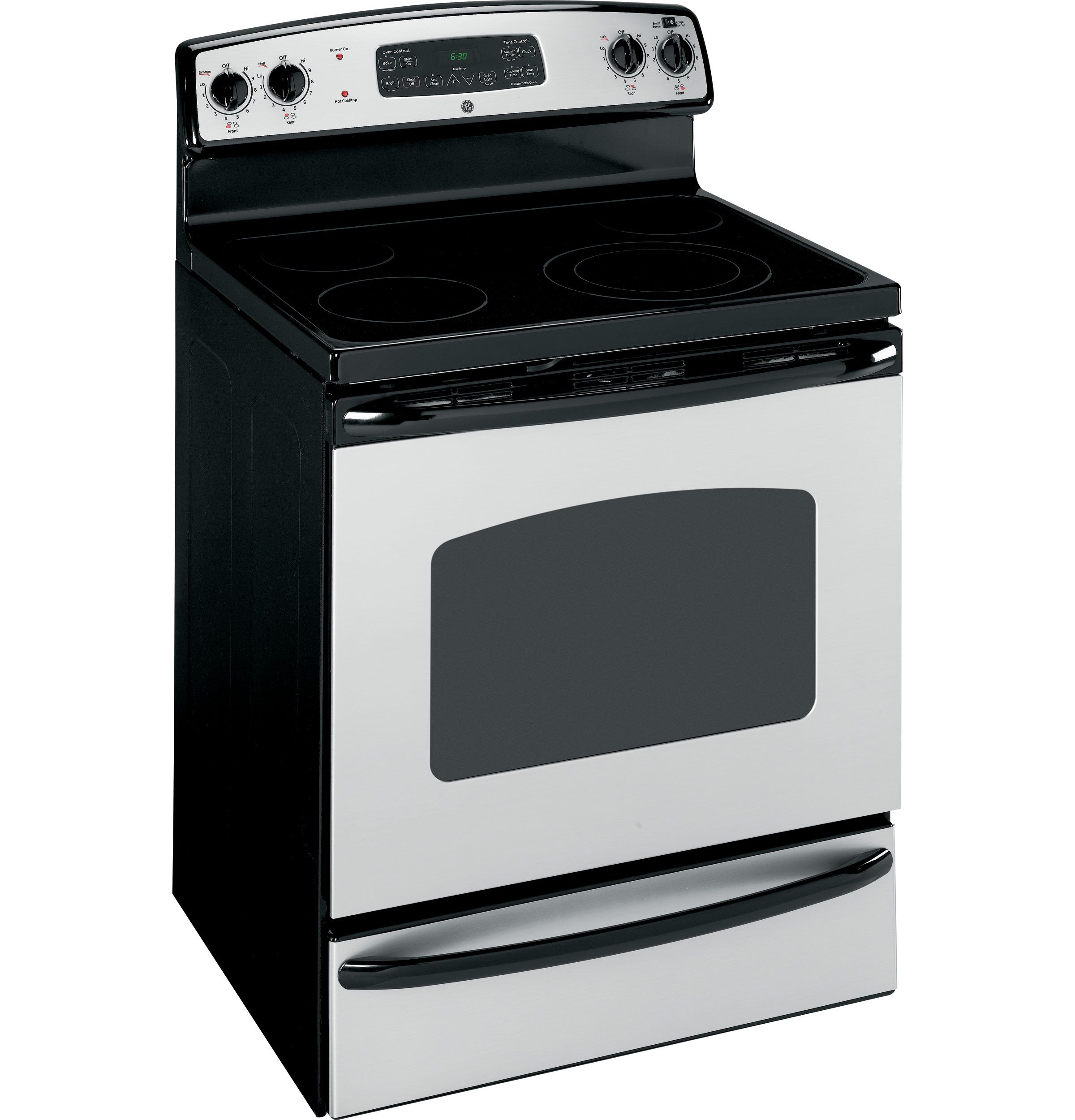 Ge 30 Free Standing Electric Range Jbp66mnbs Freestanding Electric Ranges Buying Appliances Self Cleaning Ovens