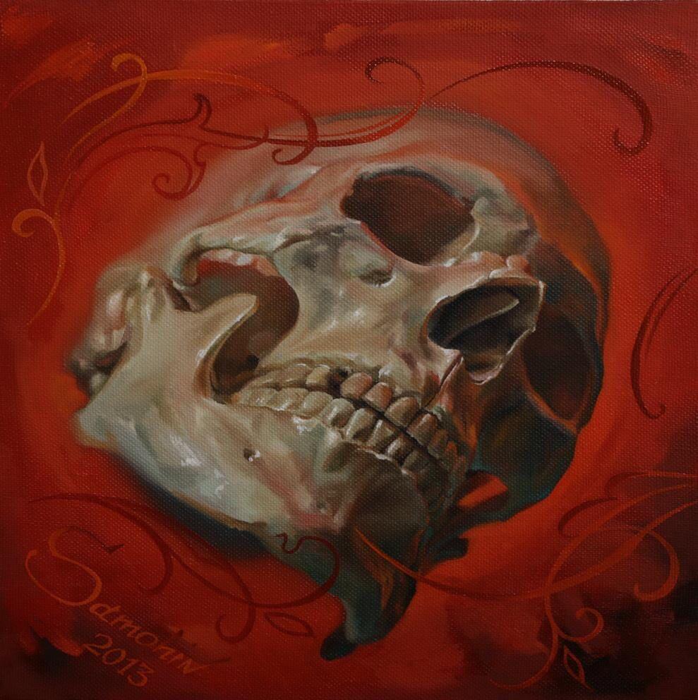 Askance Glance Gone Askew Skull Art Skull Skull Anatomy