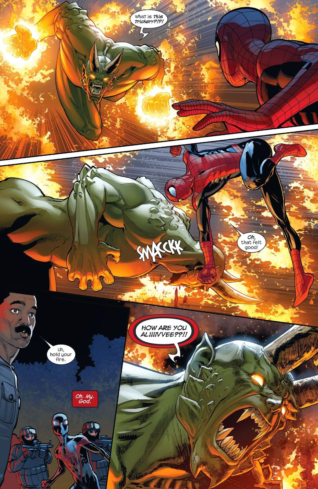 House of m green goblin - Peter Parker Teams Up With Miles Morales To Take Down A Resurrected Green Goblin In Miles