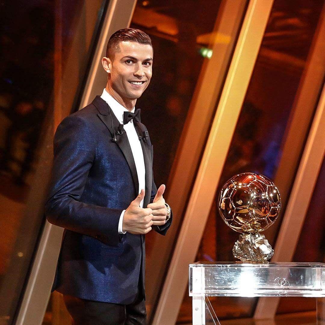 5 Balon De Oro Ronaldo Cristiano Ronaldo Y Cr7 Vs Messi