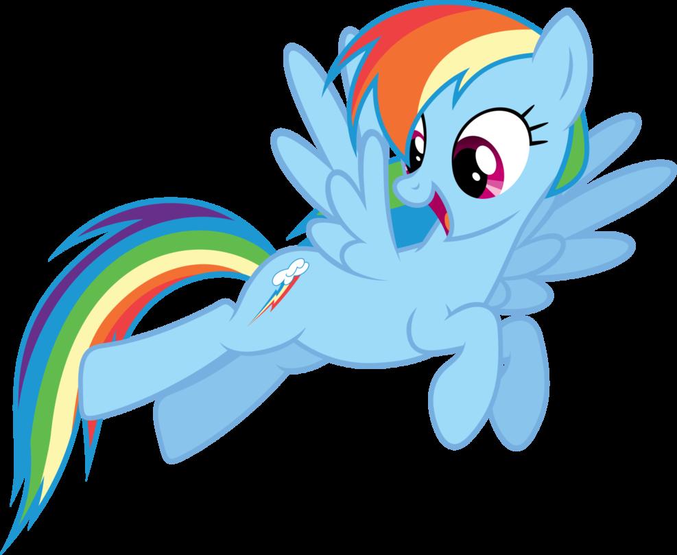 Rainbow Dash Flying Con Imagenes Rainbow Dash Raimbow Dash