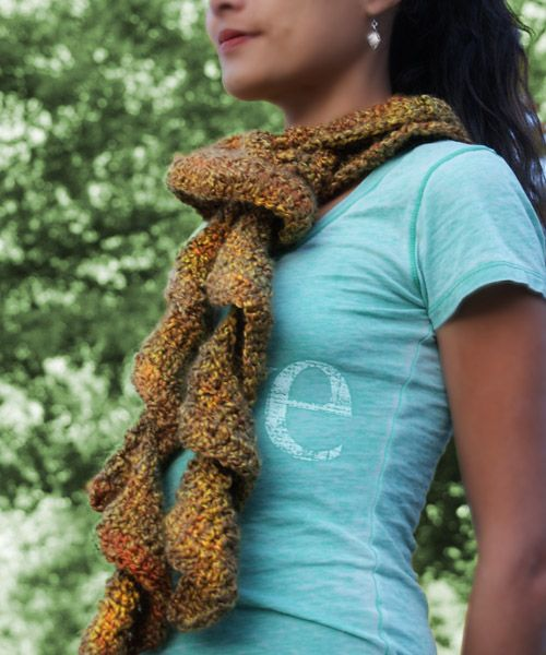Crochet How to – Scarf Pattern — Saved By Love Creations