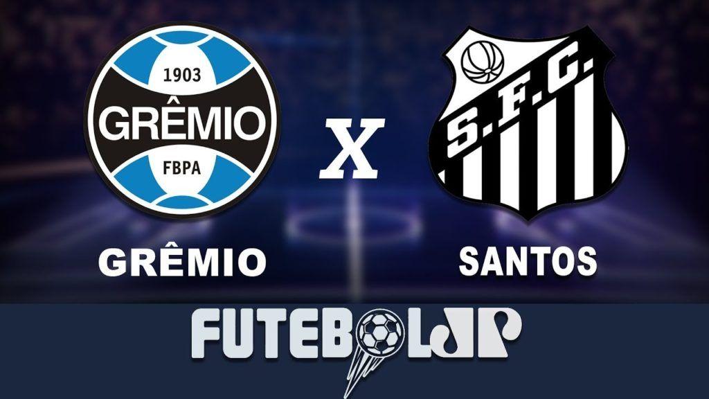 Gremio X Santos Narracao Online Em Tempo Real Futebol Ao Vivo Futebol Stats Futebol Ao Vivo Gremio Futebol