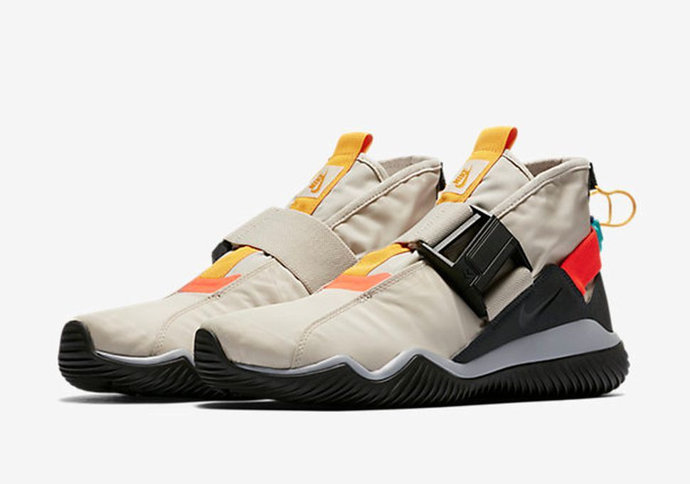 It seemed as if people would lose interest in the Nike KMTR once it  detached from the Nike ACG label. The shoe is still going strong without  the bran