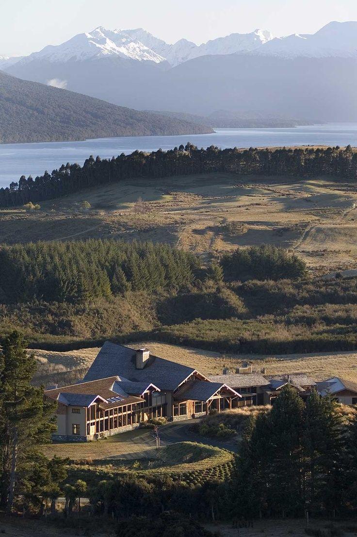 Fiordland Lodge, New Zealand