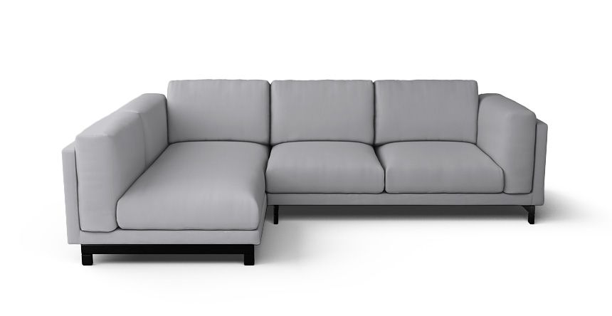 Wondrous Nockeby 2 Seater And Chaise Left Sofa Cover New Apartment Ibusinesslaw Wood Chair Design Ideas Ibusinesslaworg