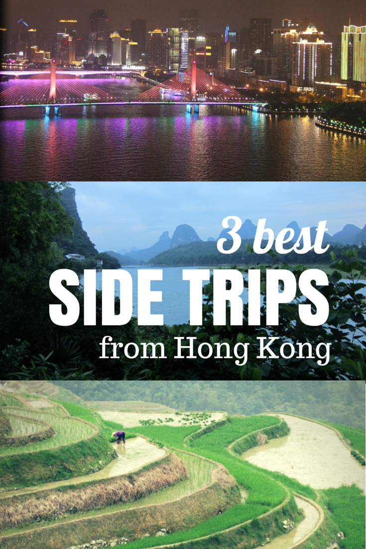 Three Best Side Trips from Hong Kong | China travel, Asia