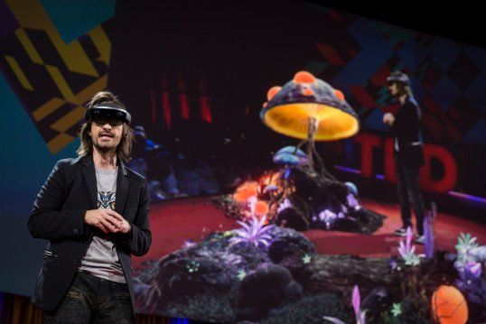 HoloLens rules beyond the headset