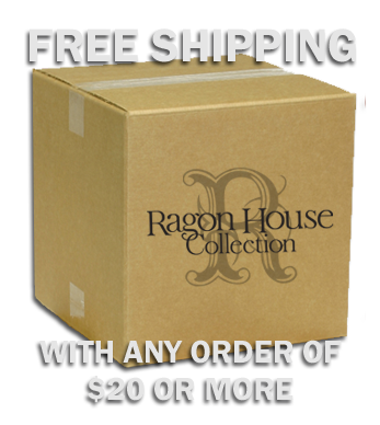FREE SHIPPING ON ORDERS OF $20 OR MORE