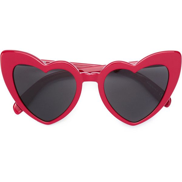 Saint Laurent Wayfarer Heart sunglasses hzfDb779