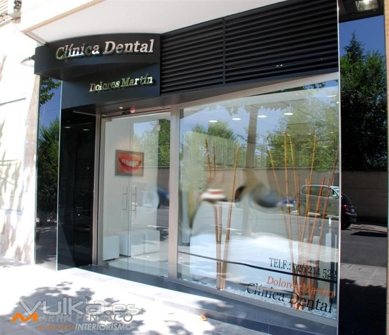 Clinica dental dolores mart n fachada for Muebles martin donostia