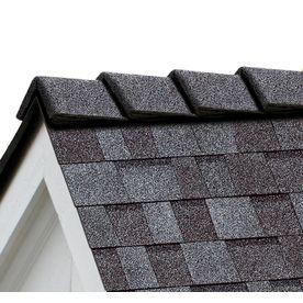 Owens Corning Decoridge 20 Lin Ft Quarry Gray Hip And Ridge Roof Shing Ridge Roof Exterior Remodel Roofing Felt