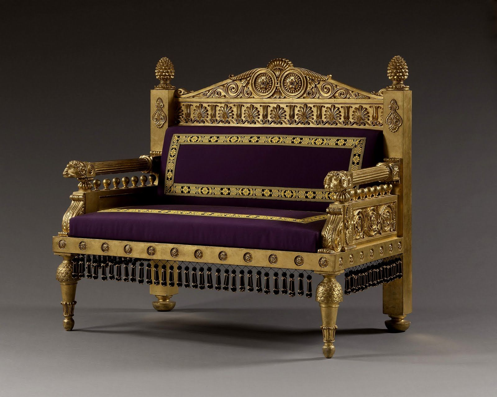 Thomas Hope Imperial Sofa English Regency And George Iv Pinterest # Thomas Hope Muebles