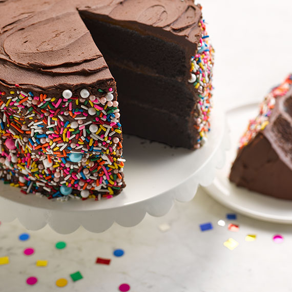 4 Extra-Special Birthday Cakes   Hershey\'s Kitchens   Hershey ...