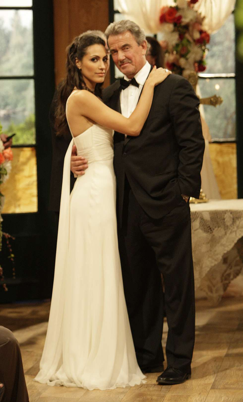Victor and Sabrina Young and the restless, Tv weddings