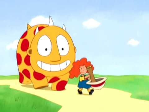 Maggie And The Ferocious Beast 2000 2003 Goodness I Completely