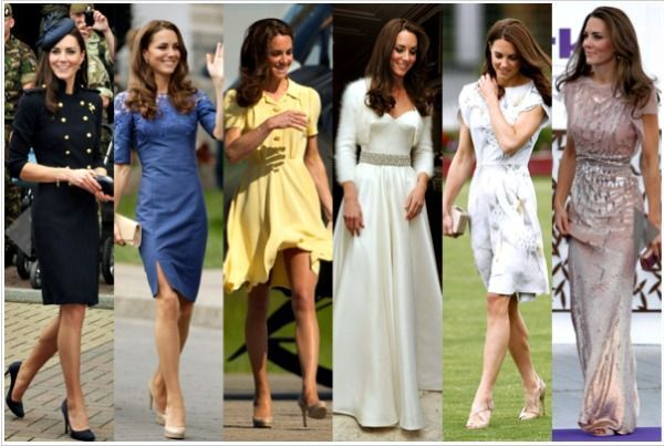 Kate Middleton- Dressing like a Duchess  Click through to see them all
