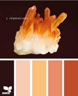design seeds: crystalized