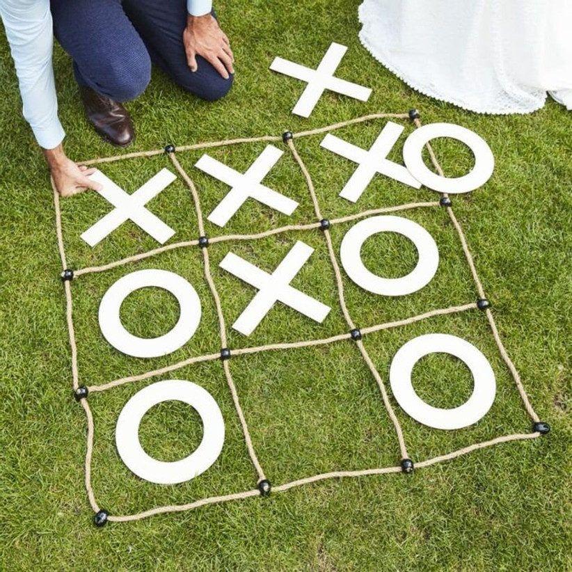 18 Wedding Reception Games Besides Cornhole That You Can Buy Online In 2021 Outdoor Wedding Games Lawn Games Wedding Garden Games