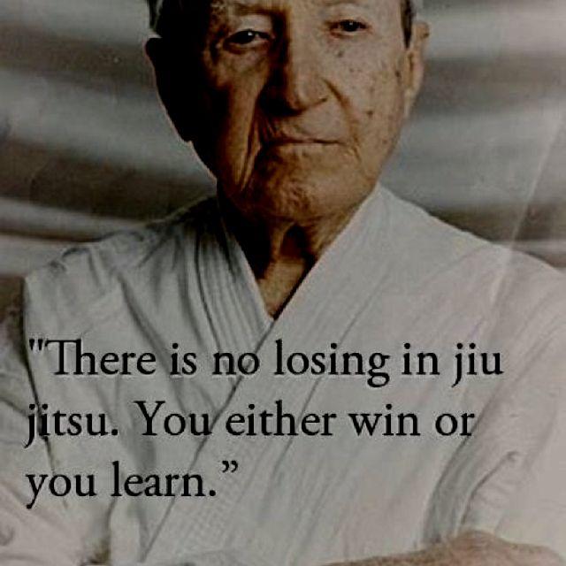 wisewords #quote #quoteoftheday #JiuJitsu #Gracie