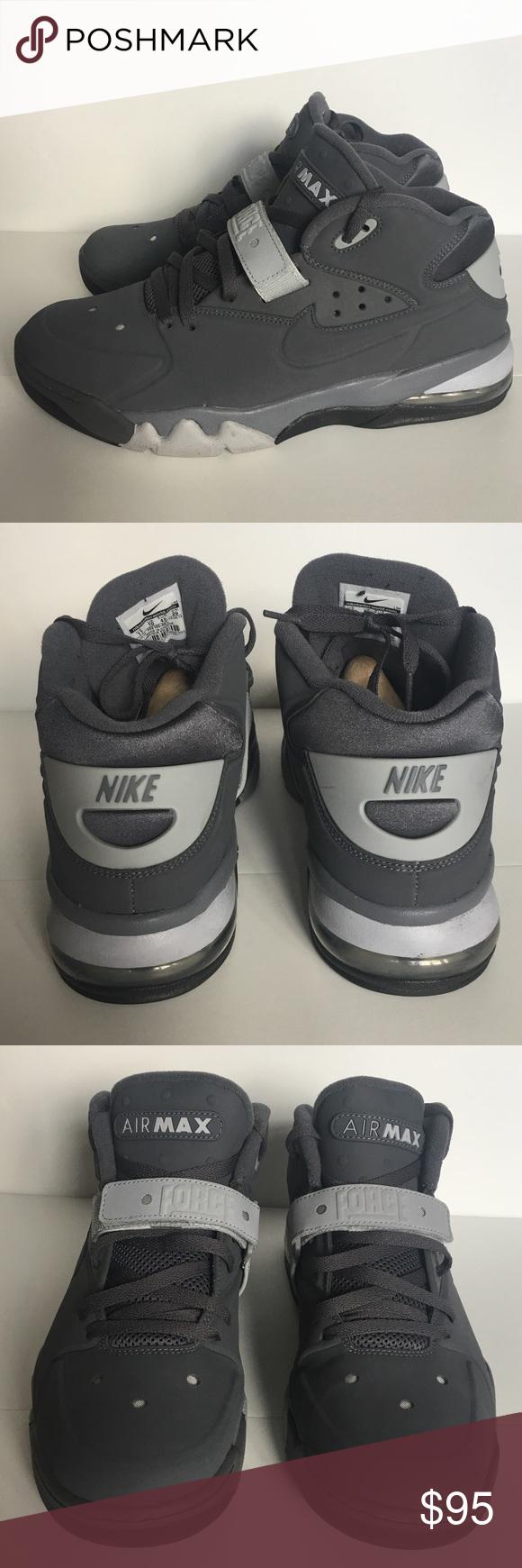 zapatos nike air max charles barkley