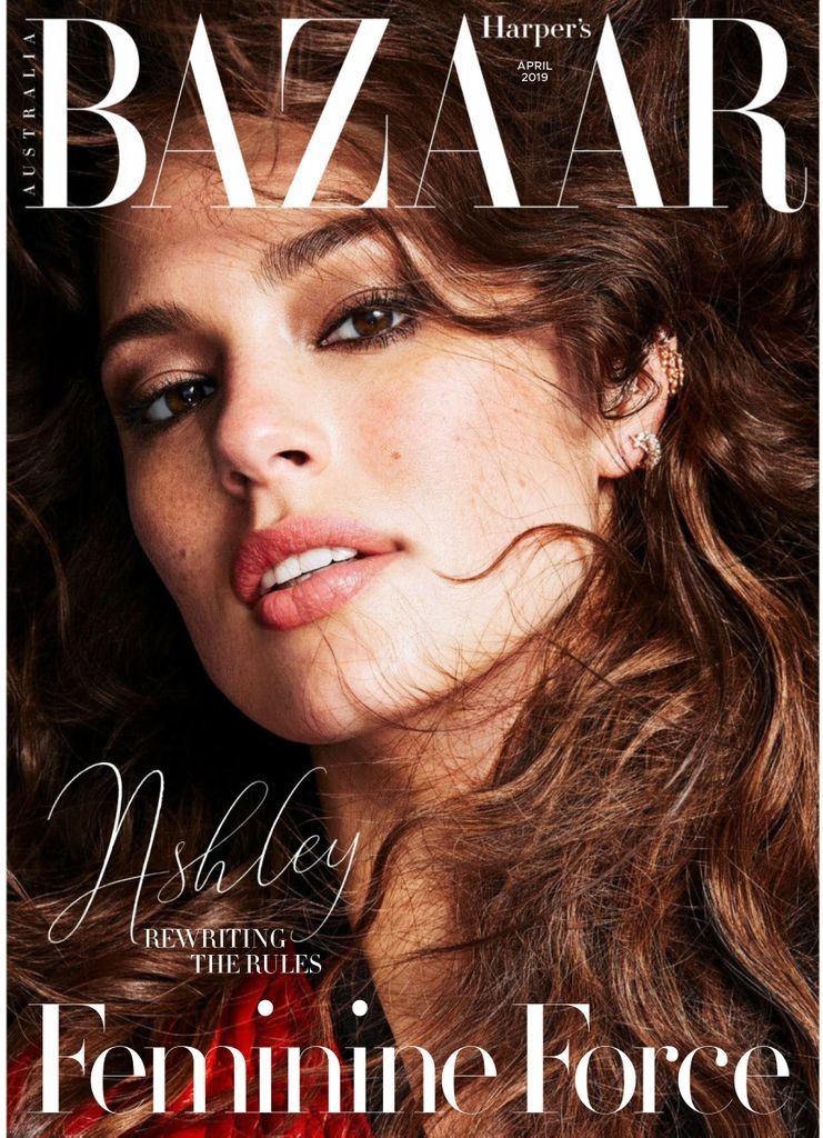 Harper's Bazaar Australia Back Issue April 2019 (Digital) -   22 beauty Editorial harpers bazaar ideas