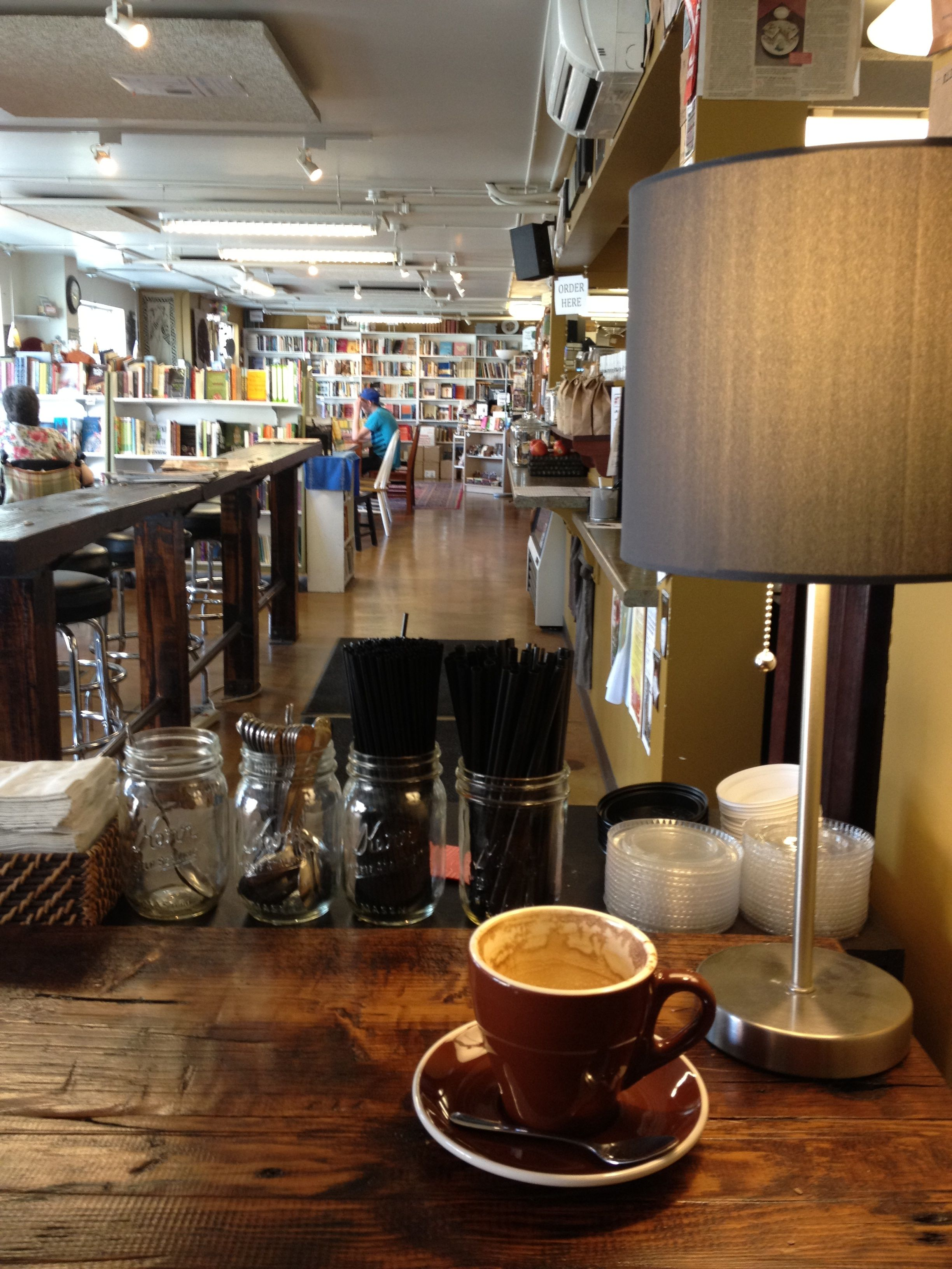 Cozy Coffee Shop/Kitchen. ( Like The Ideal Of Jars To Hold Items, And Small  Table Lamps, To Give A Cozy Feel.)
