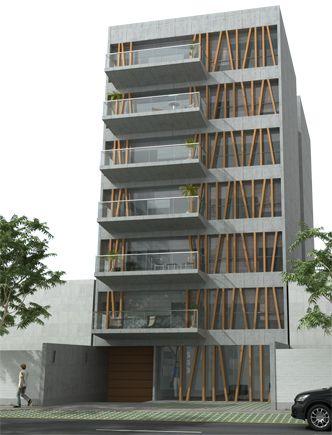 Fachada edificio buscar con google edificios de habitacionales pinterest b squeda per - Buscador de hoteles y apartamentos ...