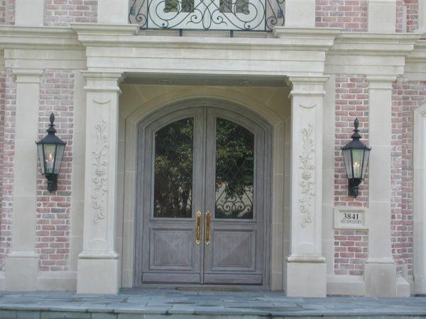 Cast Stone Door Surround Doors Garage