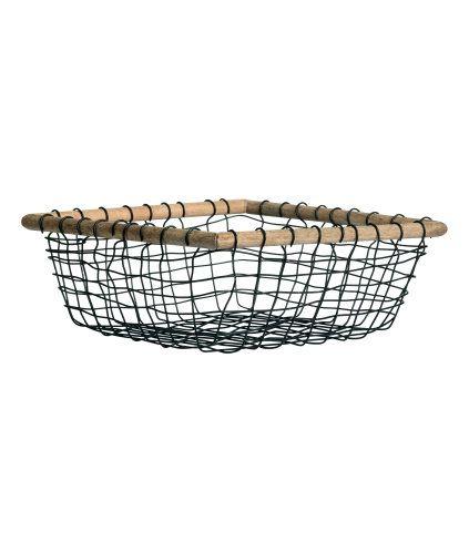 Metalen broodmand | Product Detail | H&M | WISHLIST WONEN | Pinterest
