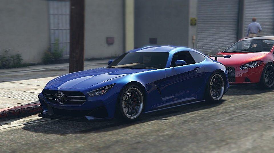 One Of My Favourite Cars In Gta Online Schlagen Gt
