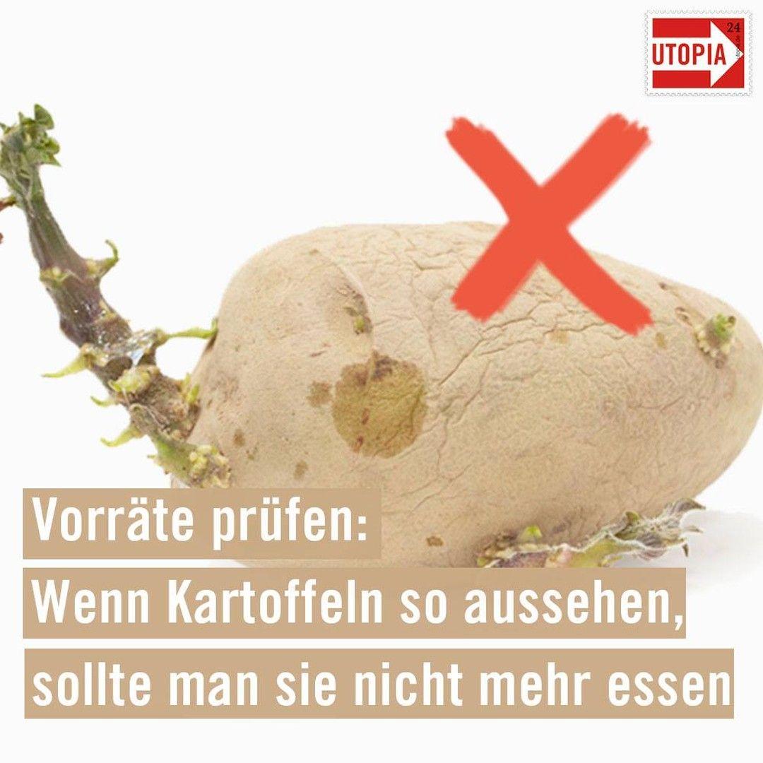 Wann Sollte Man Kartoffeln Nicht Mehr Essen